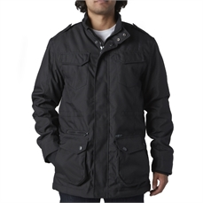 Fox Raze Sherpa Jacket Black-jackets-Alta