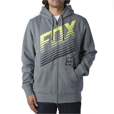 Fox Downhall Sherpa Fleece Hthr Graphite-tops-Alta