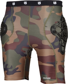 Burton Yth Total Imp Short Highland Camo-protection-Alta