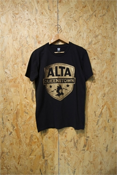 Alta Staple Tee Lg Patch Black-alta-Alta