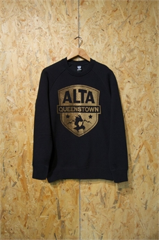 Alta Box Crew Lg Patch Black-alta-Alta
