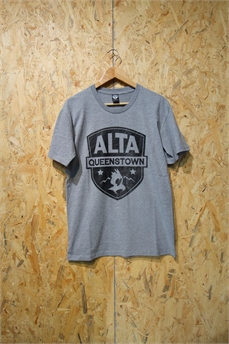 Alta Staple Tee Lg Patch GryMarle-alta-Alta