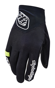 Troy Lee Wmn Ace Glove Black-gloves-Alta