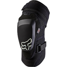 Fox Launch Pro D30 Knee Guard Black-protection-Alta