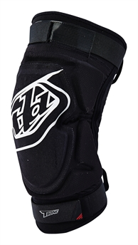 Troy Lee T-Bone Knee Guard Black-protection-Alta