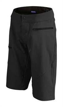Troy Lee Wms Ruckus Short Black-shorts-Alta