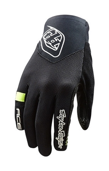 Troy Lee Wmn Ace 2.0 Glove Black-gloves-Alta