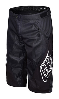 Troy Lee Sprint Short Black-shorts and pants-Alta