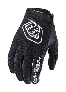 Troy Lee Air Glove Youth Black-youth-Alta