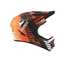 7iDP M1 Helmet Tactic Matt ORANGE Black -helmets-Alta