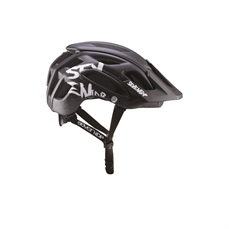 7iDP M2 Helmet Gradient BLACK White-accessories-Alta