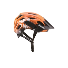 7iDP M2 Helmet Gradient ORANGE Black Whi-helmets-Alta