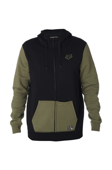 Fox Win Mob Zip Fleece Fatigue Green