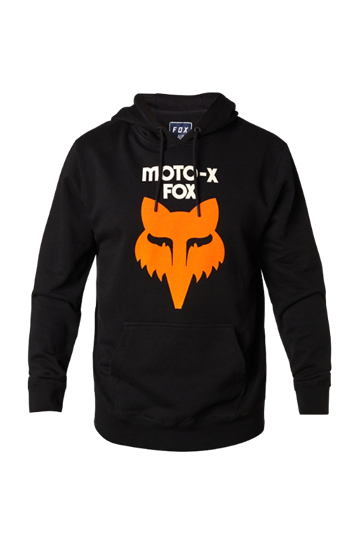 Fox Legacy Heritage PO Fleece Black