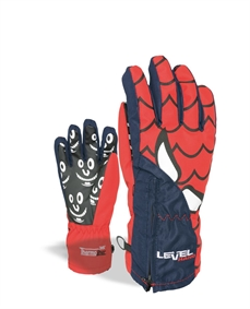 Level Glove Junior Lucky Blue-youth-Alta