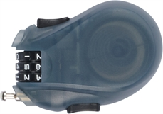 Burton Cable Lock Translucent Black-snow-Alta