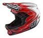 Troy Lee D3 AS Comp Corona Red Grey