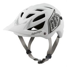 Troy Lee A1 AS MIPS Classic White-helmets-Alta