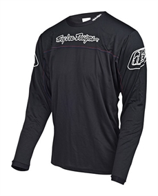 Troy Lee Sprint Jersey Black YOUTH-troy lee-Alta