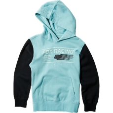 Fox YOUTH Global PO Flce Hoody Citadel-youth-Alta