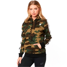 Fox Wms Team Fox Camo PO Hoody Camo-crews and hoodies-Alta