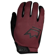 Royal Racing Quantum Glove Plum Red Black-mens-Alta