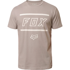 Fox Midway SS Airline Tee Steel Grey-mens-Alta