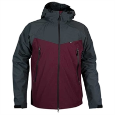 Royal Racing Matrix Jacket Midnight Blue/Plum Red-mens-Alta