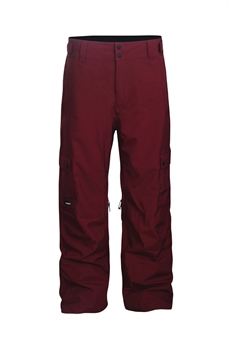Planks Pant Good Times Insulated Maroon-snow-Alta