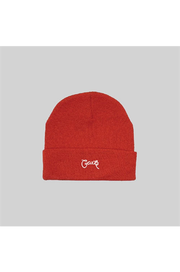 Crate Scripted Beanie Red