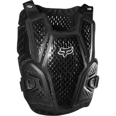 Fox Youth Raceframe Roost Black-protection-Alta