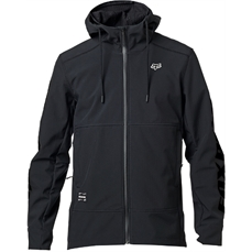 Fox Pit Jacket Black-jackets-Alta