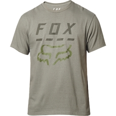 Fox Highway Tee Pewter-tees-Alta
