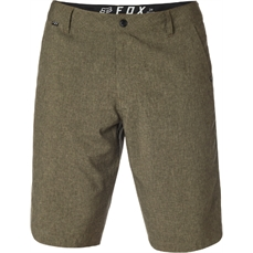 Fox Essex Tech Short Hthr Dk Khaki-shorts-Alta