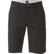 Fox Essex Pinstripe Shorts Black-shorts-Alta