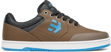 Etnies Marana Crank Brown Blue-footwear-Alta