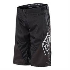 Troy Lee Sprint Short Black YOUTH-troy lee-Alta