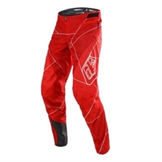 Troy Lee Sprint Pant Metric Red/Wht YOUTH-troy lee-Alta