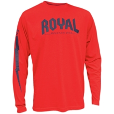 Royal Racing Core Jsy LS Red-Red-jerseys-Alta