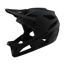 Troy Lee Stage AS Helmet Stealth Midnight-troy lee-Alta