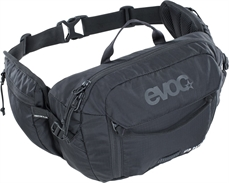 Evoc Hip Pack 3L+1.5L Bladder Black-accessories-Alta