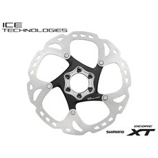 SM-RT86 Disc Rotor 180mm XT Ice-Tech 6-Bolt-bike components-Alta