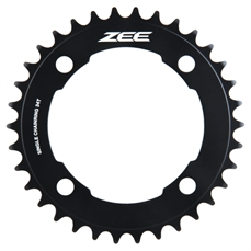FC-M640 Chainring 34T Black-brands-Alta