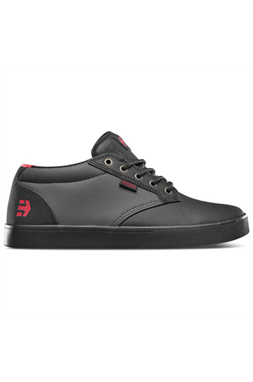 Etnies Jameson Mid Crank Blk DkGry Red