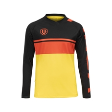 Mondraker LS Jersey Enduro Yellow Black-mens-Alta