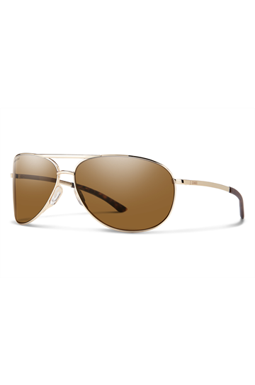 Smith Serpico 2 Gold POLAR Brown