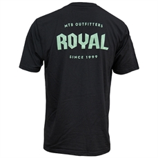 Royal Racing Core SS Jsy BLACK-mens-Alta