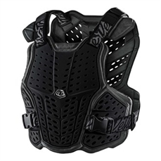 Troy Lee Rockfight Chest Protector Black-protection-Alta