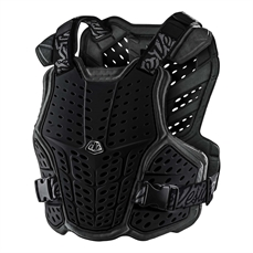 Troy Lee Rockfight Chest Protector Blk YOUTH-protection-Alta