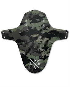 Loose Riders Camo Mudguard-bike components-Alta